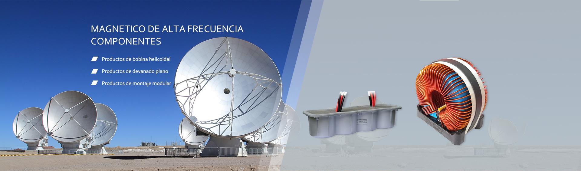 Transformador de alta frecuencia