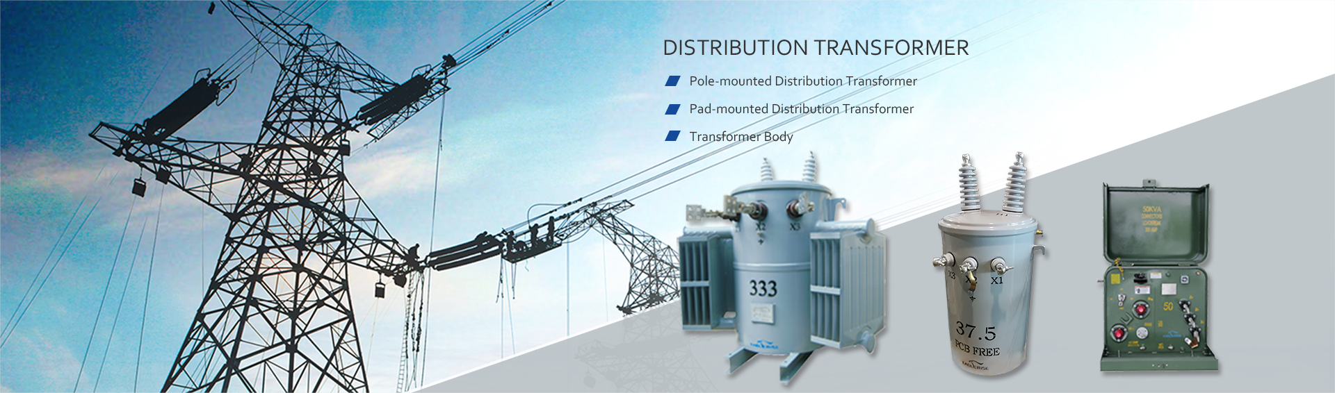 Transformador de distribución