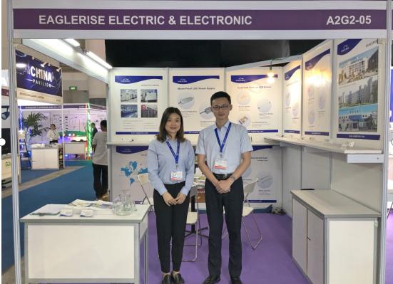 Eaglerise promueve activamente el mercado de energía LED.